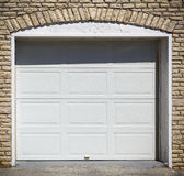 Garage door Royalty Free Stock Photo