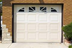 Garage door royalty free stock photography