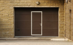 Garage Doors Stock Images