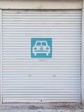 Garage Doors Royalty Free Stock Photos