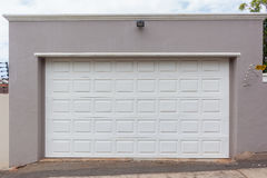 Garage Double Door Stock Photos