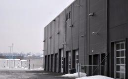 Garage e magazzino Fotografia Stock Libera da Diritti
