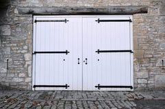 Garage-Eingang Stockbilder