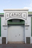 Garage Royalty Free Stock Image