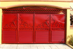 Garage Gate Stock Photos