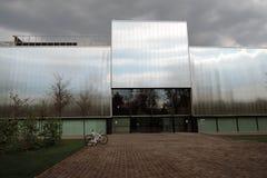Garage modern art museum Stock Images