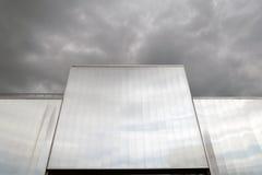 Garage modern art museum Royalty Free Stock Image