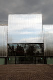 Garage modern art museum Stock Image