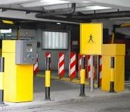 Garage parking Stock Photos