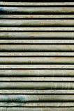 Garage roller door Royalty Free Stock Images