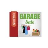 Garage Sale Royalty Free Stock Photo