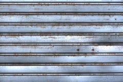 Garage shutter Stock Images