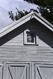 Garage und Fenster Lizenzfreie Stockbilder