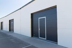 Garage or warehouse Stock Photos