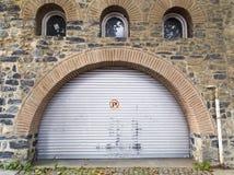 Garagedeur Royalty-vrije Stock Foto