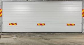 Garagedeur Stock Foto