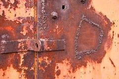 Garagegatter Lizenzfreie Stockfotografie