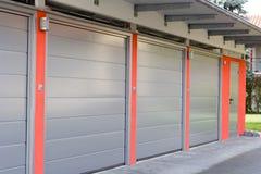 Garagem Imagens de Stock Royalty Free