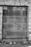 Garagem Foto de Stock