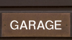 Garagem Fotos de Stock