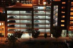 garageparkering Royaltyfri Foto