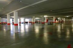 garageparkering Royaltyfria Foton