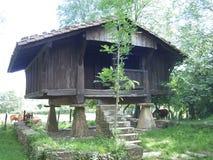 Garaia di Ertzilako, Paese Basco di Iurreta Fotografie Stock