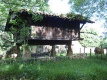 Garaia di Ertzilako, Paese Basco di Iurreta Fotografia Stock