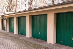 Garaje Imágenes de archivo libres de regalías