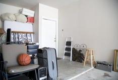 Garaje Fotografía de archivo libre de regalías