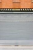 Garaje del metal Imagenes de archivo