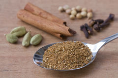 Garam Masala Photos stock