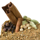 Garam Masala Photo stock