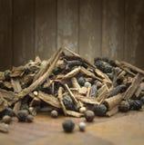 Garam masala ground spices,Indian cuisine Stock Image