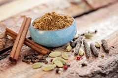 Garam masala Royalty Free Stock Images