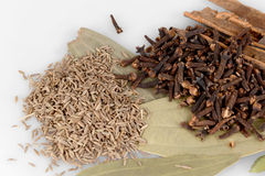 Garam masala , indian spice mix Stock Photo