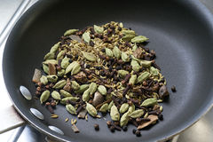 Garam Masala Indian Spice Mix Royalty Free Stock Photography