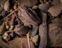 Garam Masala Stock Image