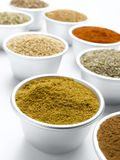 Garam Masala spice Stock Photos