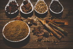 Garam Masala Royalty Free Stock Photos