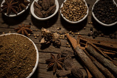 Garam Masala Stock Photography