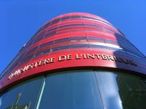 Garance Architect building Stock Images