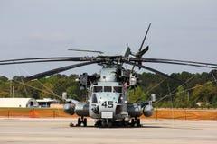 Garanhão do mar de Sikorsky CH-53 Imagens de Stock