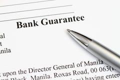Garantía bancaria