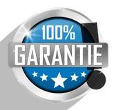 Garantía del 100% Foto de archivo libre de regalías