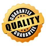 Garantia de qualidade ilustração royalty free
