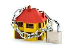 Garantie à la maison Image libre de droits