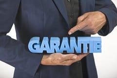 Garantie Lizenzfreie Stockfotos