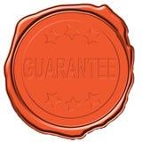 Garantie Photographie stock