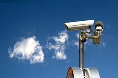 garantie d'appareil-photo Images libres de droits